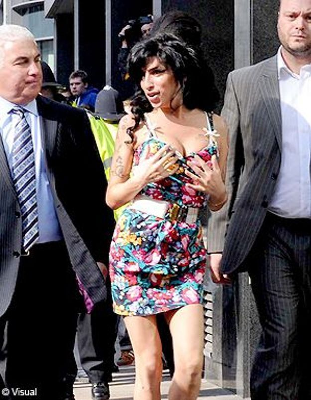Amy Winehouse : Rock en Seine lui en veut encore