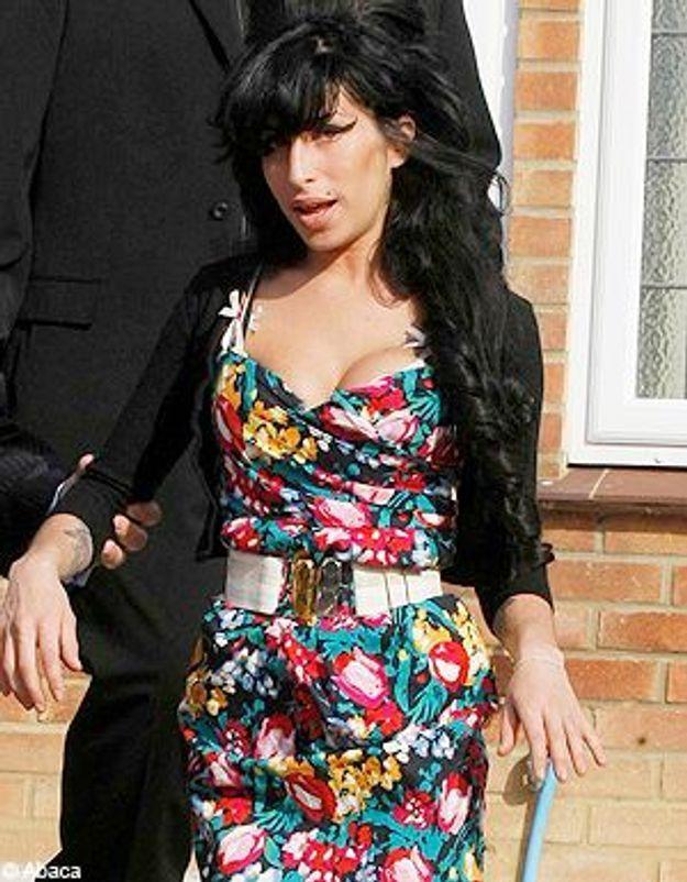 Amy Winehouse : sa filleule ne sera pas trash