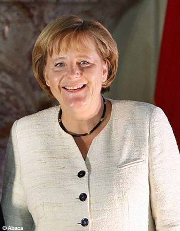 Angela Merkel : la femme la plus puissante du monde !