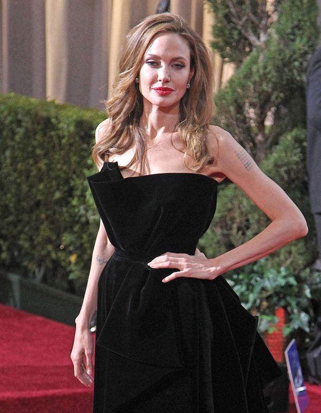 Angelina Jolie, de nouveau enceinte ?