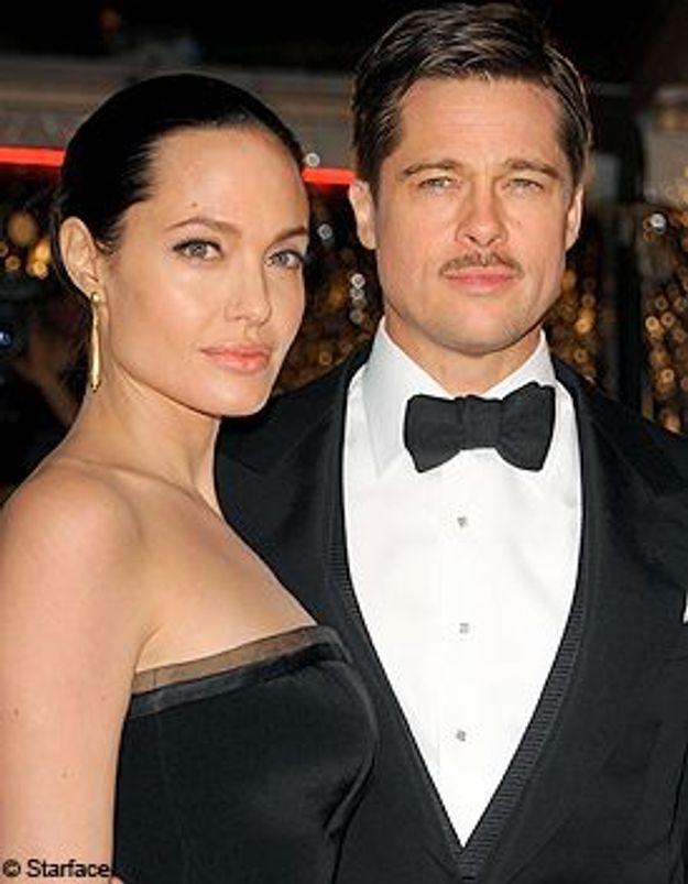 Angelina Jolie et Brad Pitt en course pour les Golden Globes