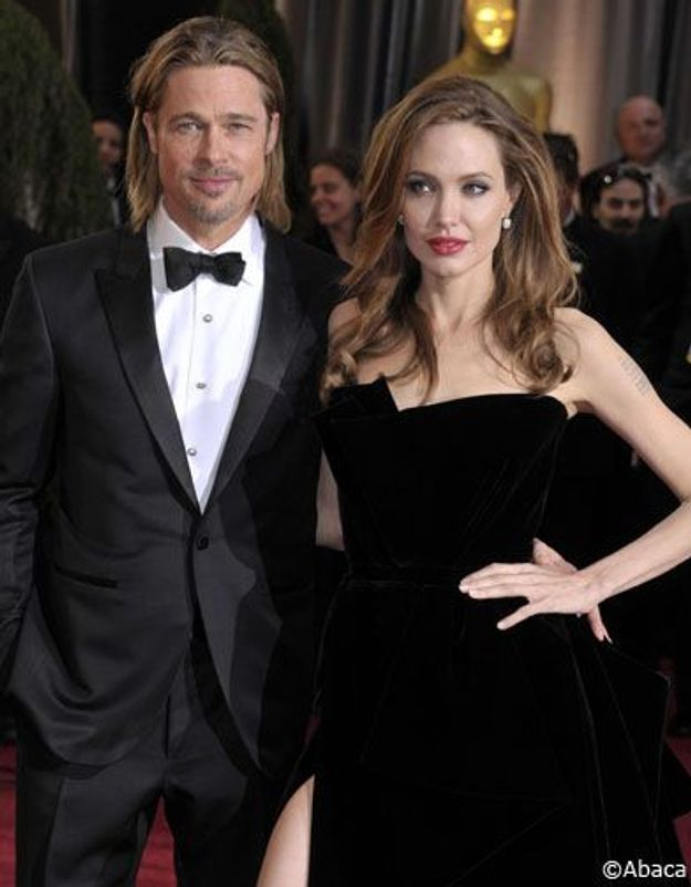 Angelina Jolie et Brad Pitt enfin fiancés!