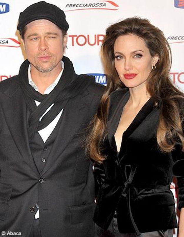 Angelina Jolie et Brad Pitt poursuivis pour licenciement abusif