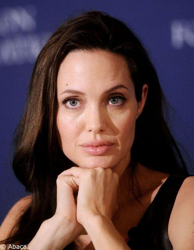 Angelina Jolie s'engage contre les abus sexuels