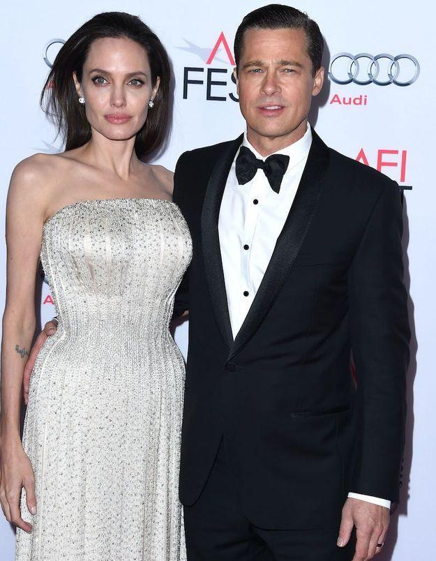 Angelina Jolie : sa petite vengeance envers Brad Pitt