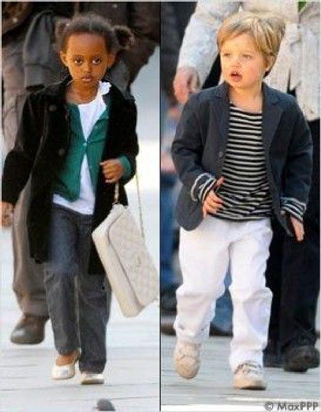 Angelina Jolie : « Shiloh veut être un garçon »