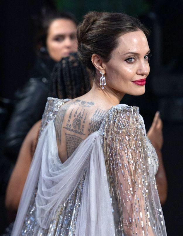 Angelina Jolie : son hommage à sa mère décédée