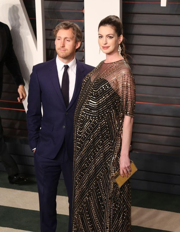 Anne Hathaway a accouché : découvrez le prénom de son fils