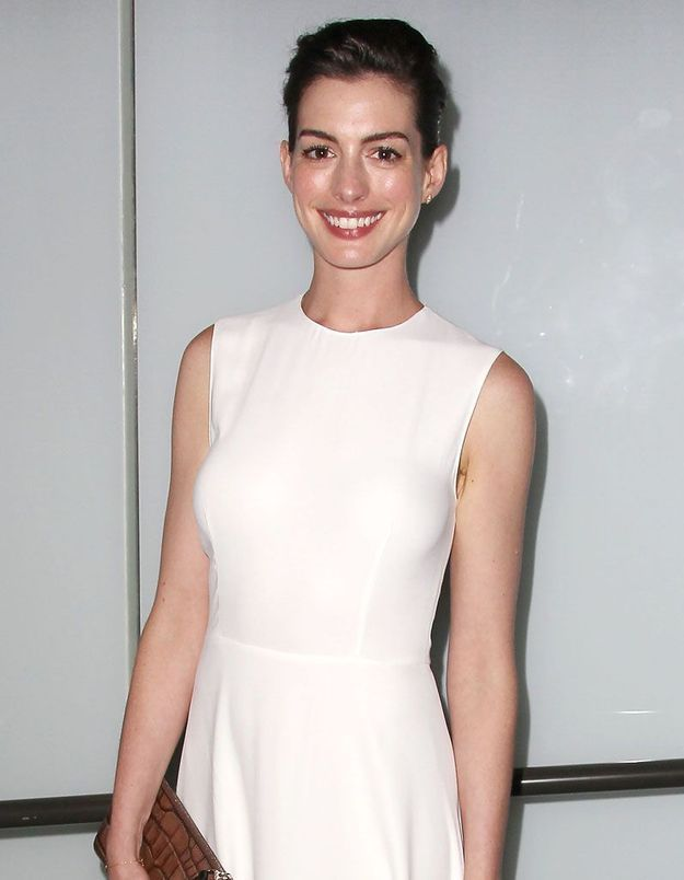 Anne Hathaway, sa position face au sexisme hollywoodien