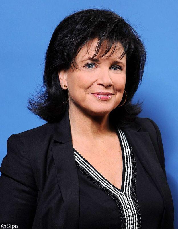 Anne Sinclair reconnaît à demi-mot sa séparation avec DSK