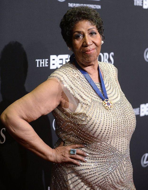 Aretha Franklin : la star a été hospitalisée dans un état « critique »