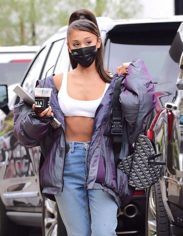 Ariana Grande vient de battre un nouveau record