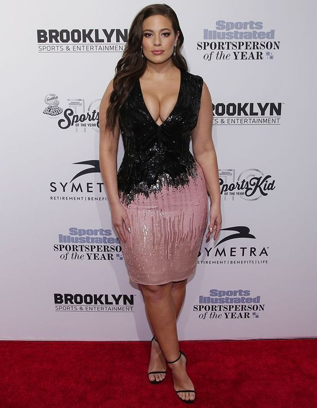Ashley Graham : le mannequin vous incite à aimer votre cellulite