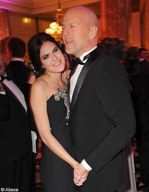 Bal des débutantes avec les filles de Bruce Willis et Andie MacDowell