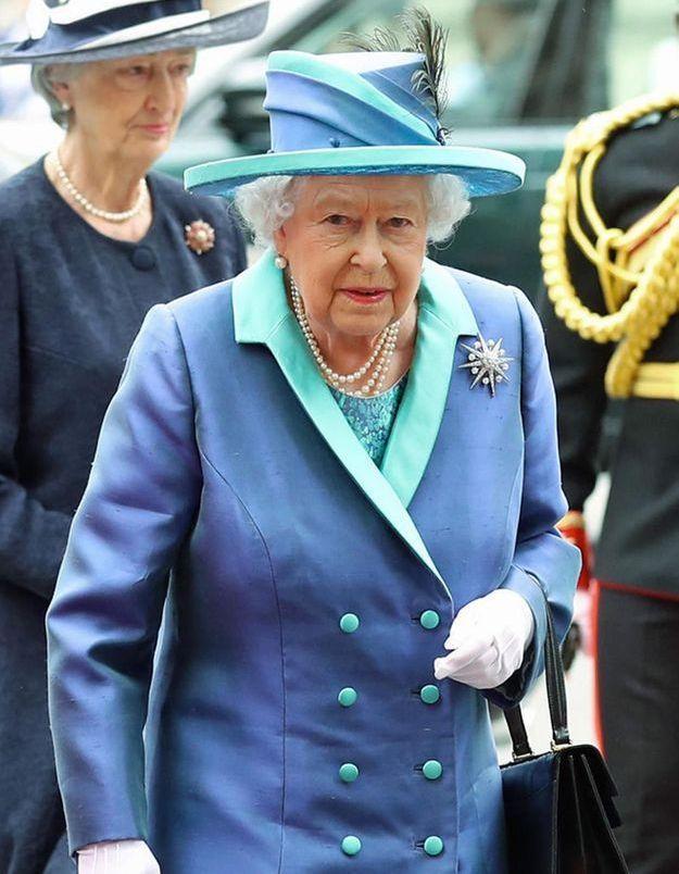 Baptême du prince Louis : la reine Elizabeth II n'était pas présente à la cérémonie