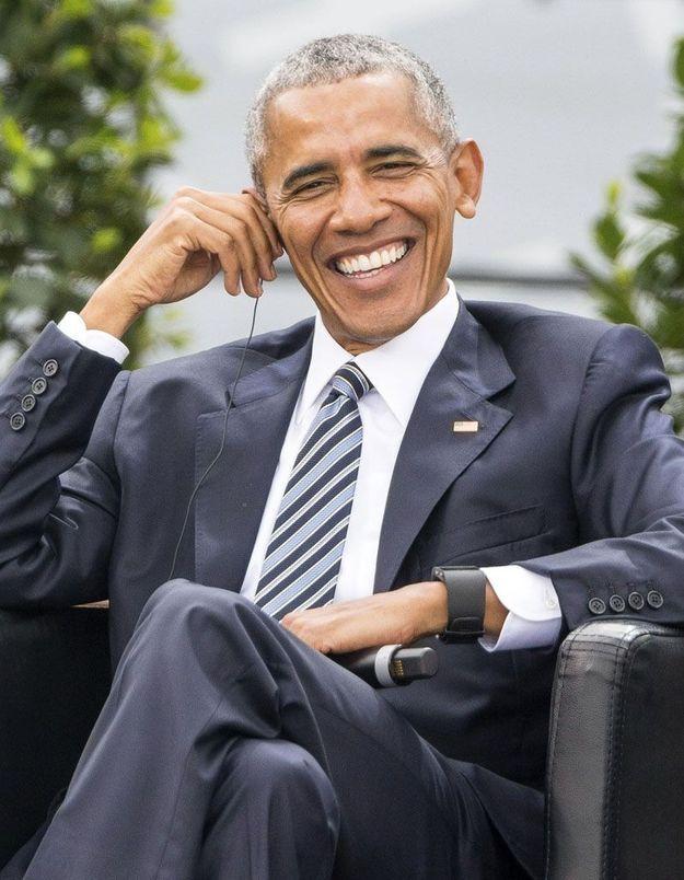Barack Obama dévoile sa playlist de l'été : un artiste français à l'honneur