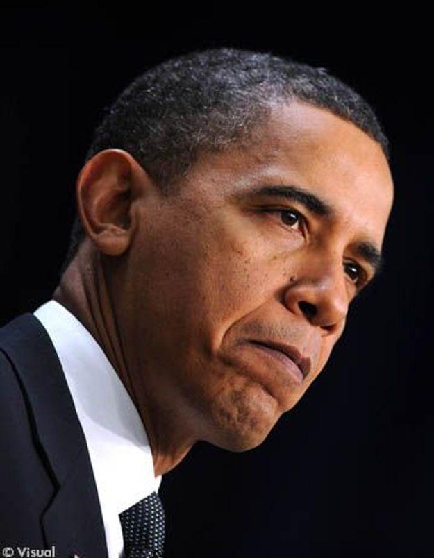 Barack Obama privé de clope et de dessert