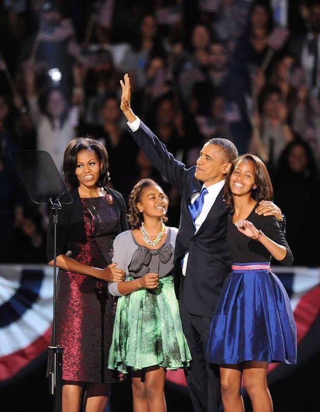Barack Obama : sa fille Sasha s'amuse sur TikTok et fait le buzz !
