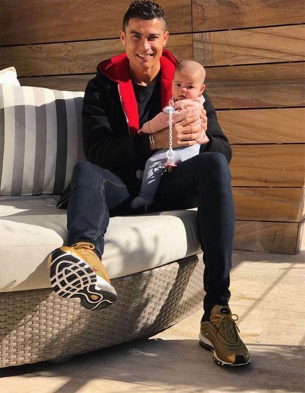 Les bébés de Cristiano Ronaldo