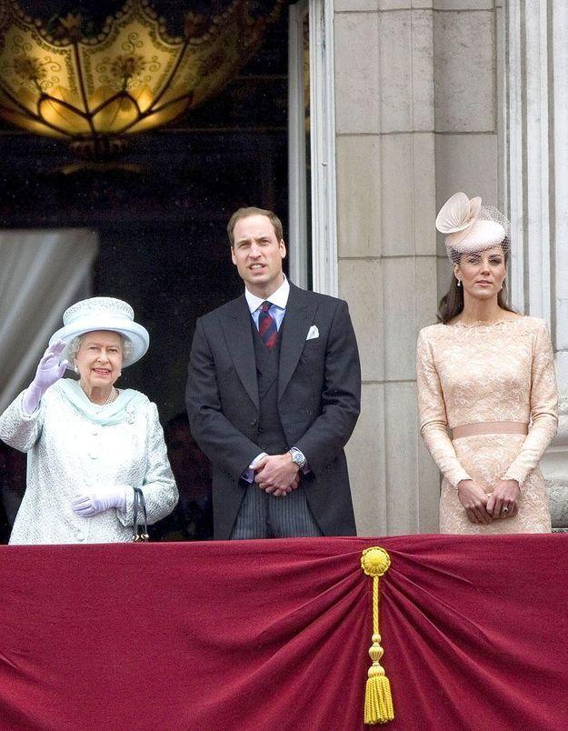 Bébé royal : la reine Elizabeth a validé le prénom
