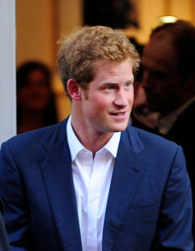 Bébé royal : le prince Harry lui promet « du bon temps »