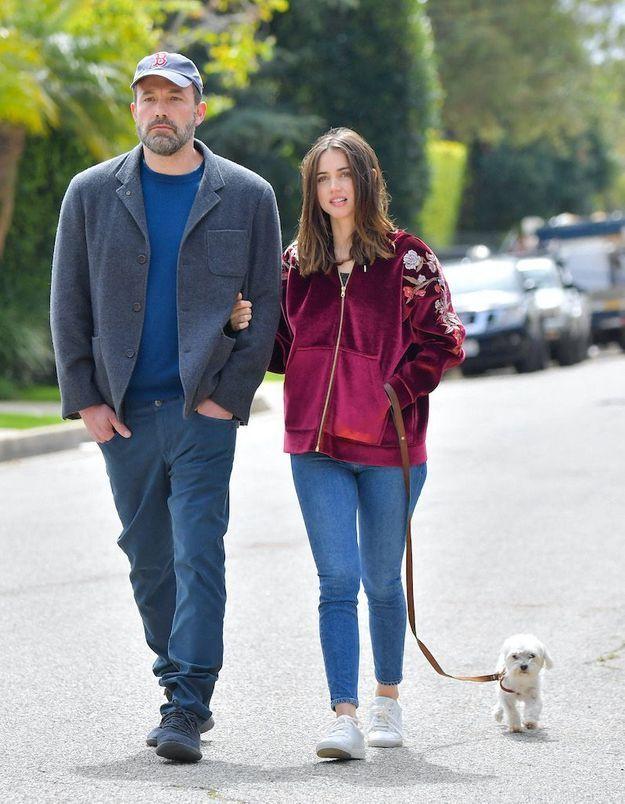 Ben Affleck et Ana De Armas officialisent leur relation sur Instagram