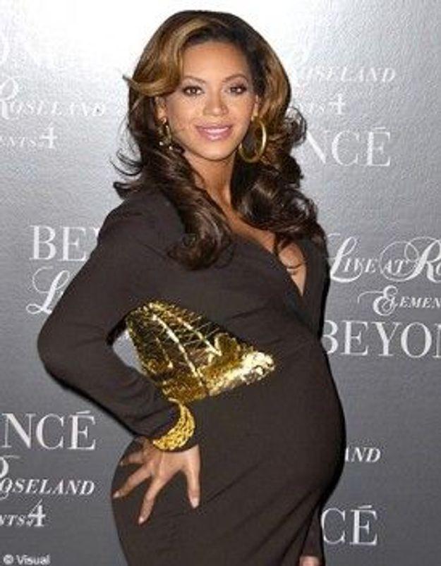 Beyonce a accouché d'une petite Ivy Blue