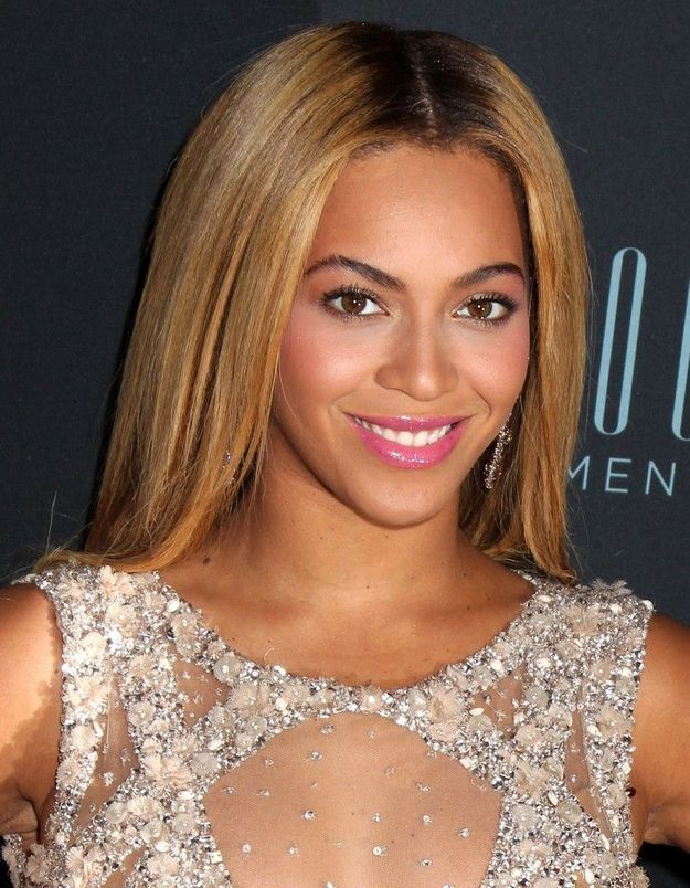 Beyoncé dévoile le visage de sa fille Blue Ivy