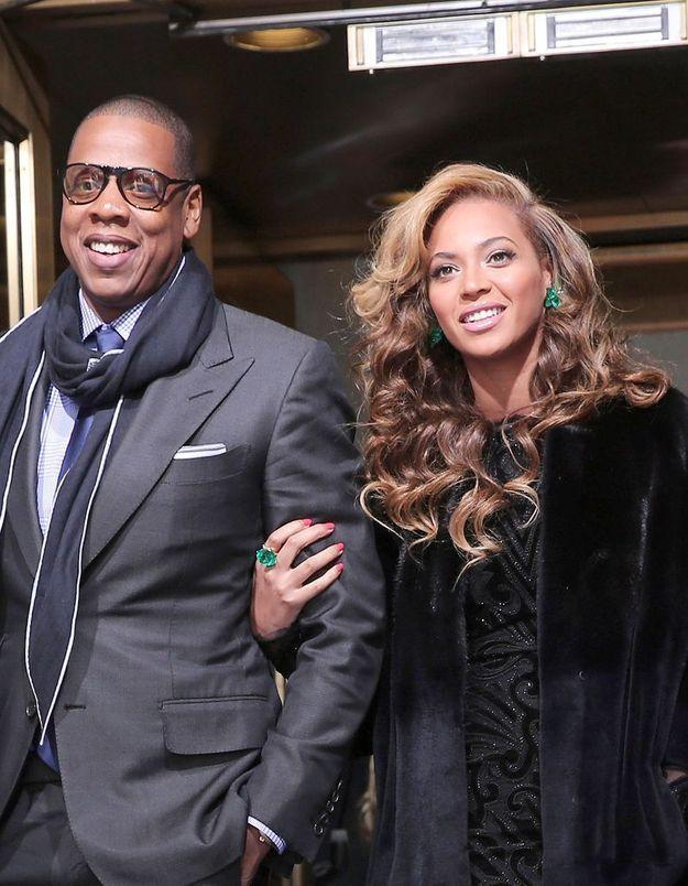 Beyoncé enceinte ? Jay-Z dément
