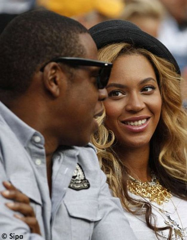 Beyonce et Jay-Z attendent une fille
