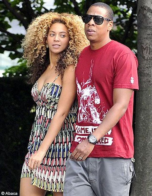 Beyoncé et Jay-Z déposent le nom de leur fille !