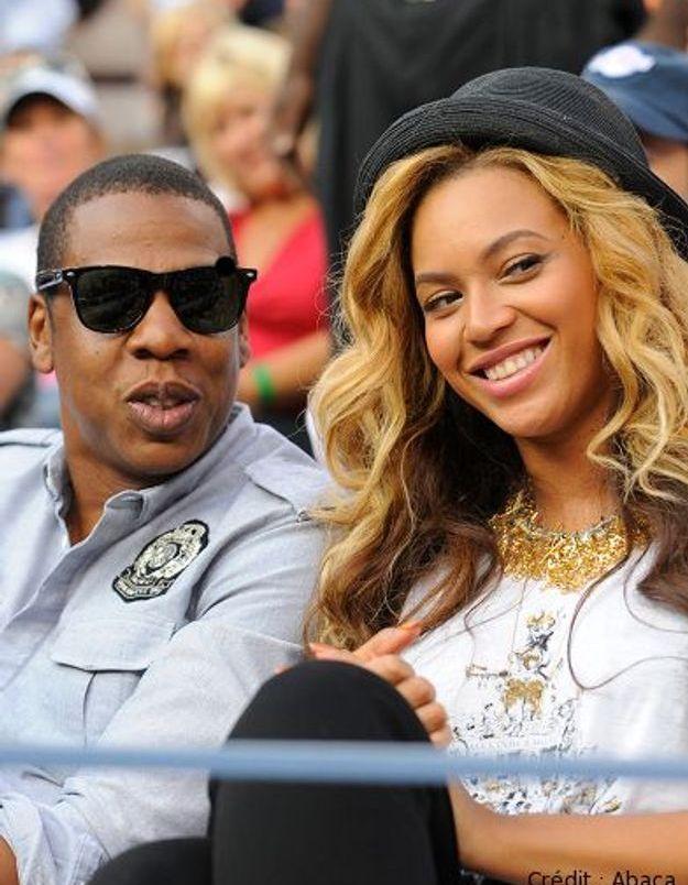 Beyoncé et Jay-Z dévoilent des photos de Blue Ivy