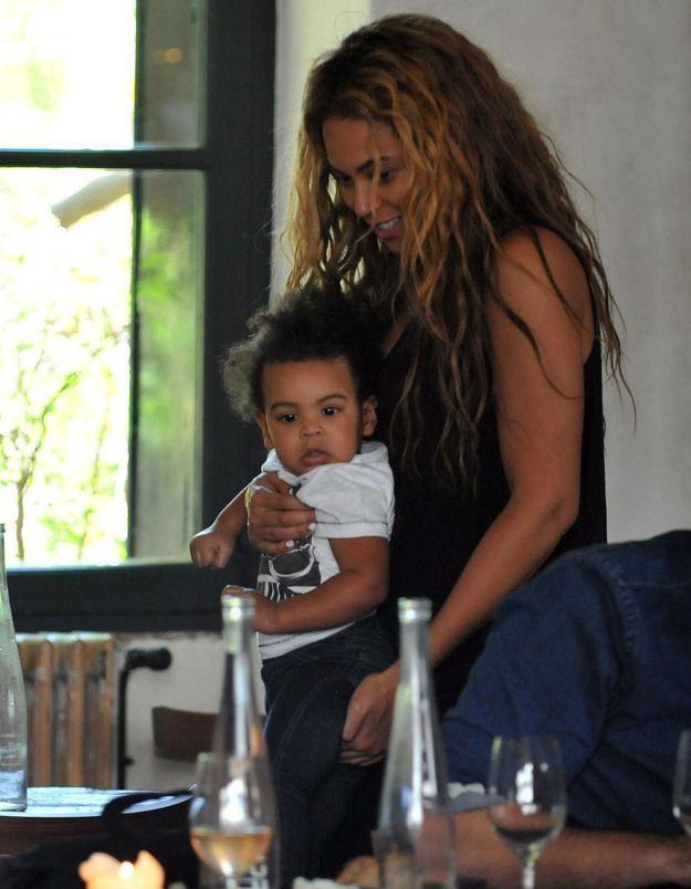 Beyoncé et Jay Z réservent un zoo pour les 2 ans de Blue Ivy