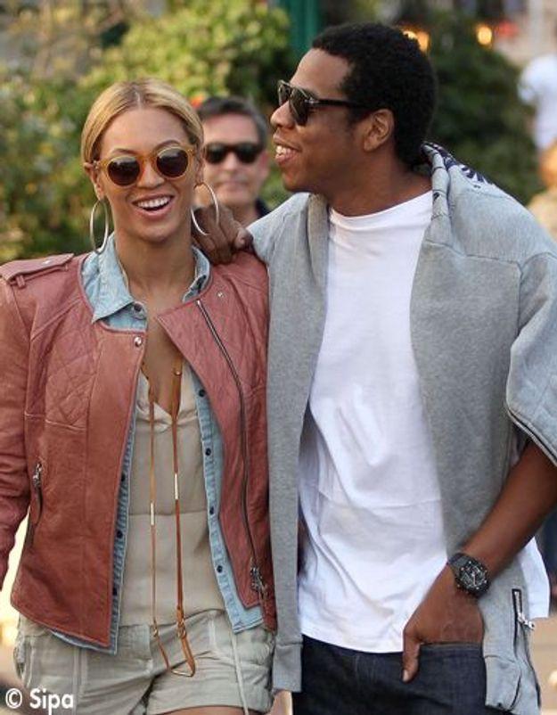 Beyoncé et Jay-Z vont faire don des cadeaux de leur fille