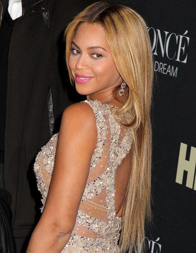 Beyoncé félicite Kim Kardashian et Kanye West pour leur fille