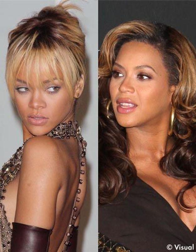 Beyoncé interdit à Rihanna de voir sa fille Blue Ivy!