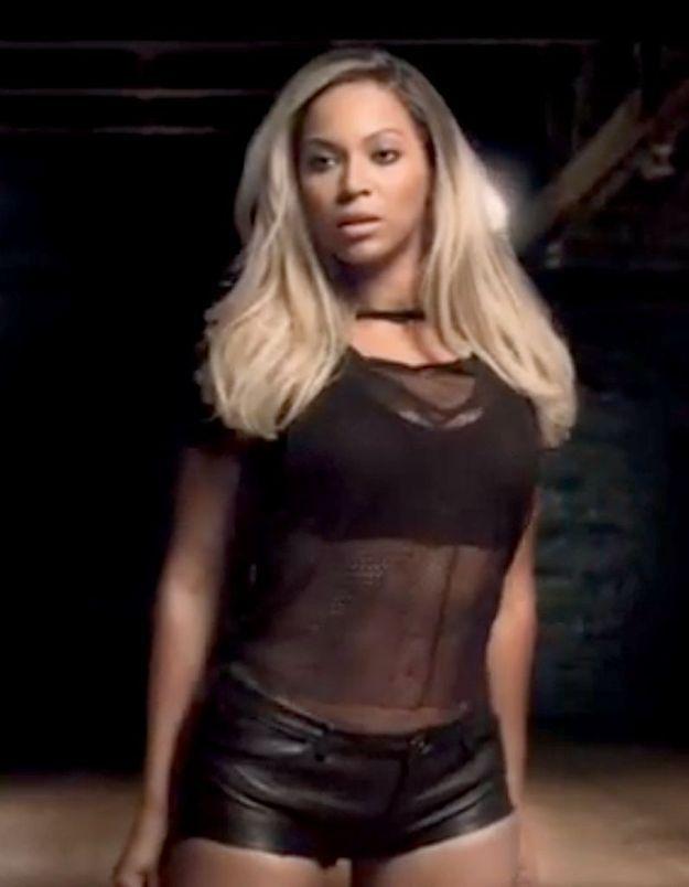 Beyoncé nous donne rendez-vous dans une vidéo mystérieuse