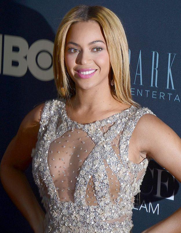 Beyoncé parle de son régime post-grossesse