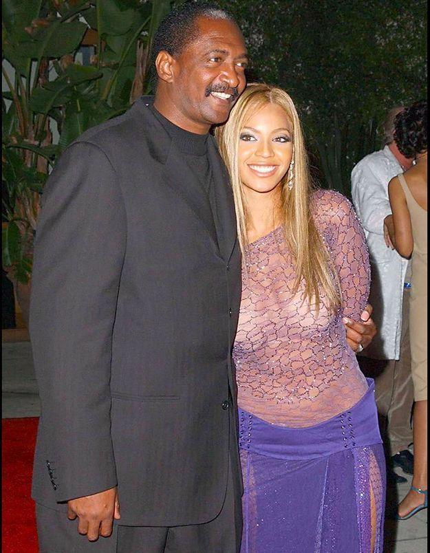 Beyoncé : son père souffre d'un cancer du sein