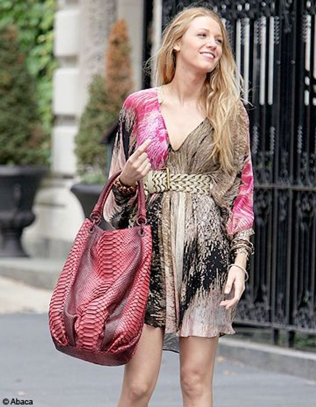 Is lively blake the new carrie bradshaw recommend dress for on every day in 2019