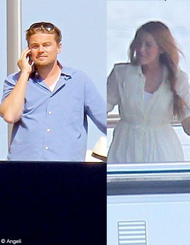 Blake Lively Et Leonardo Dicaprio En Goguette En Italie Elle