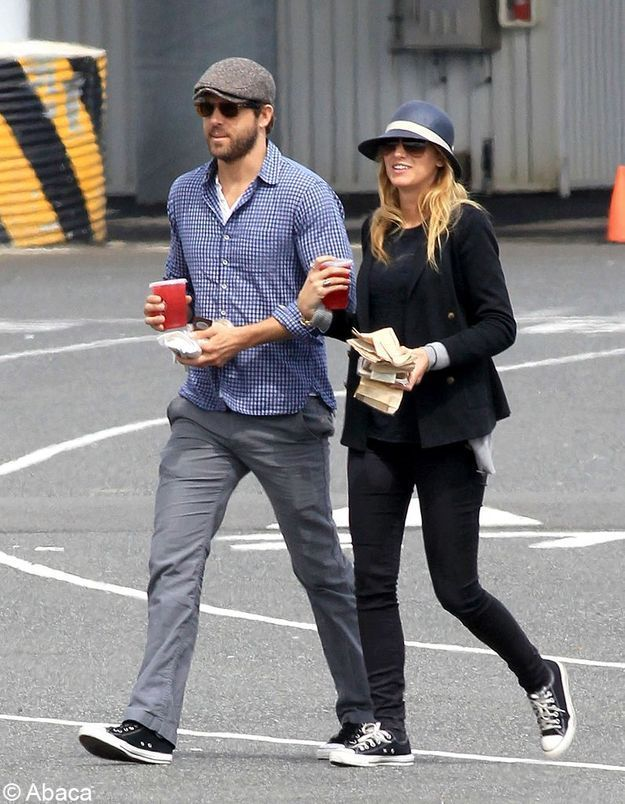 Blake Lively et Ryan Reynolds se sont dit « oui »