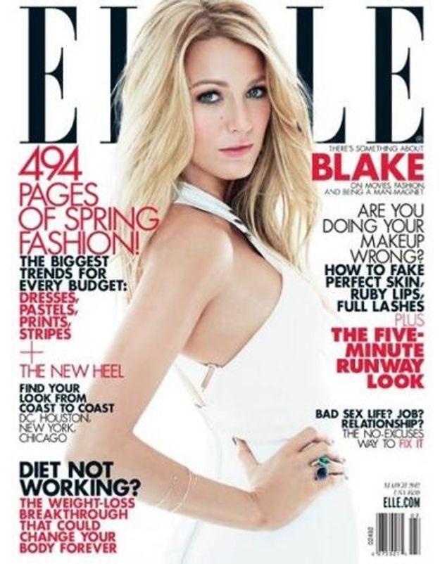 Blake Lively: ses confidences sur Leonardo DiCaprio