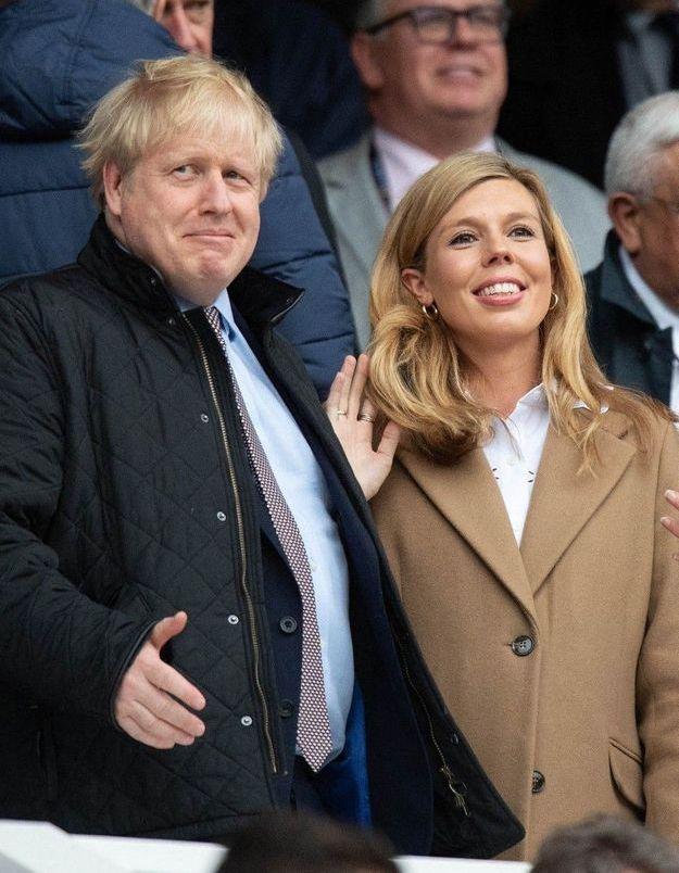 Boris Johnson et Carrie Symonds attendent leur 2e enfant