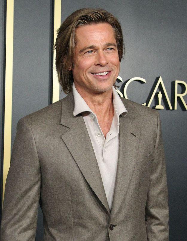 Brad Pitt : c'est terminé avec Nicole Poturalski
