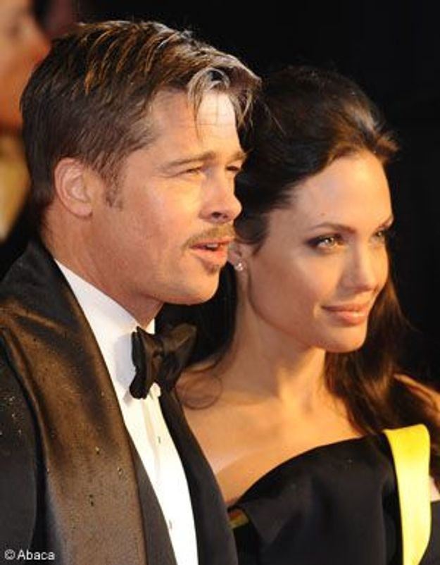 Brad Pitt et Angelina Jolie à Cannes !