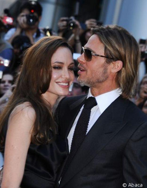 Brad Pitt et Angelina Jolie acclamés à Toronto