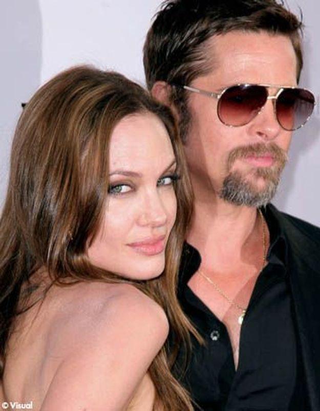 Brad Pitt et Angelina Jolie boudent les Golden Globes