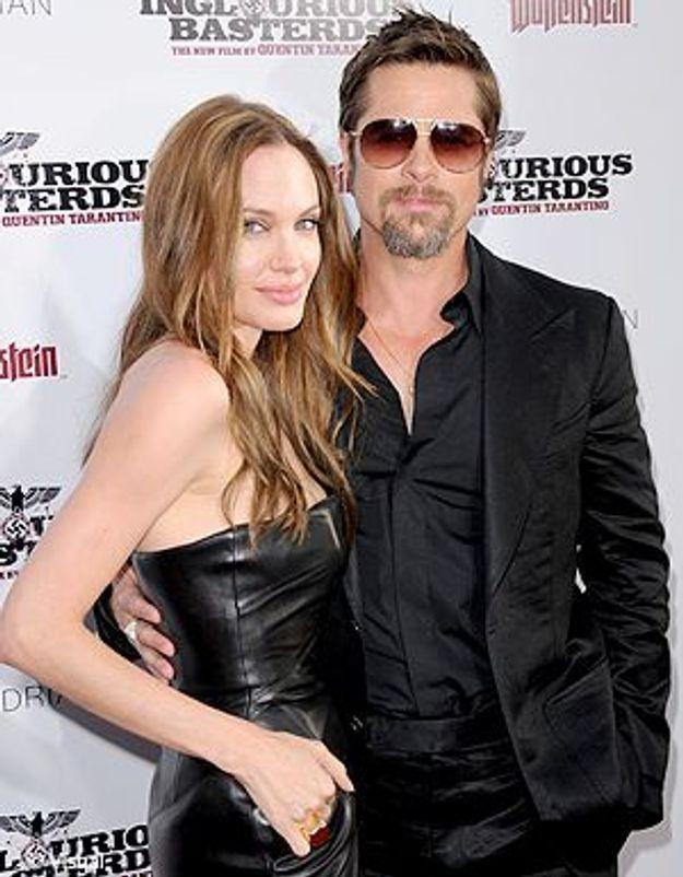 Brad Pitt et Angelina Jolie : les secrets de leur vie sexuelle
