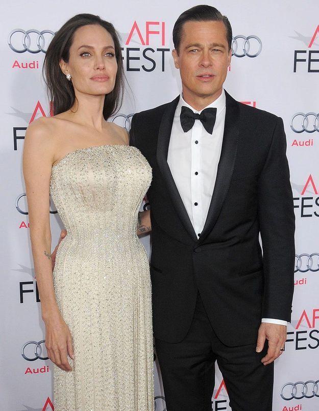 Brad Pitt et Angelina Jolie : leur relation s'est nettement améliorée
